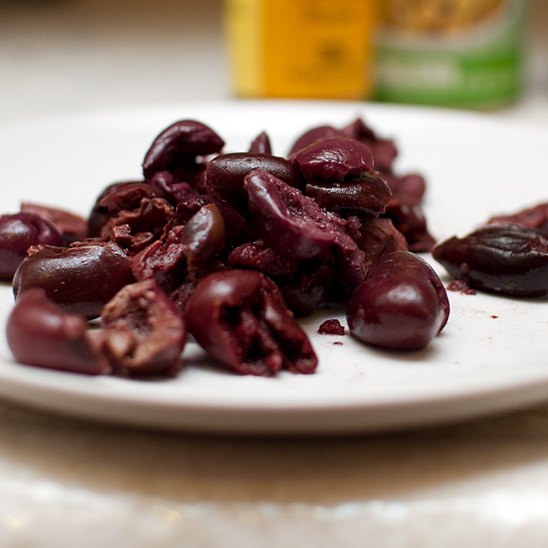 kalamata olives for hummus