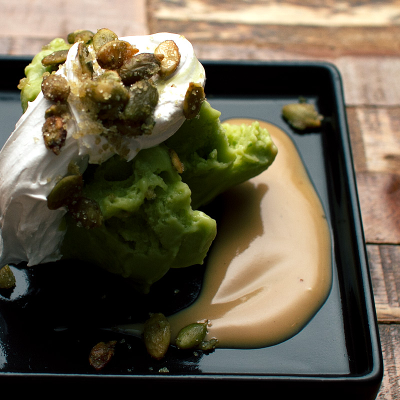 vegan avocado ice cream at FMITK.com
