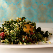 tabbouleh recipe on FMITK.com