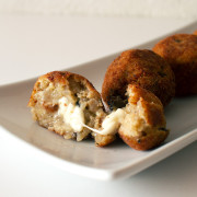 wild mushroom arancini recipe on fmitk.com