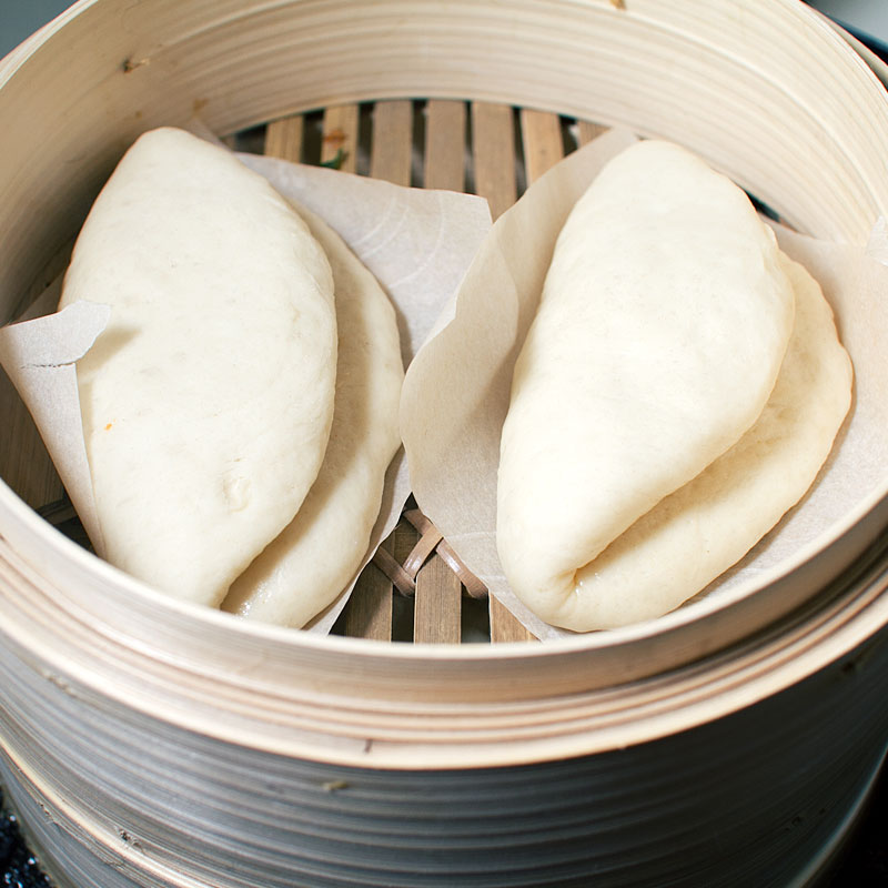 bao - steamed bun recipe on fmitk.com