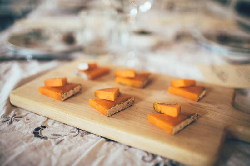 ...to go with some awesome Red Hook Cheddar.  photo credit: Chantal Pasag | Pasagraphy